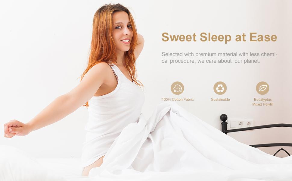 Soft Down Alternative Comforter