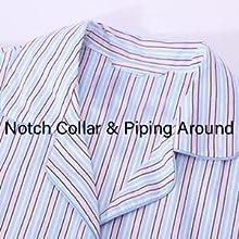 notch collar amp; piping around