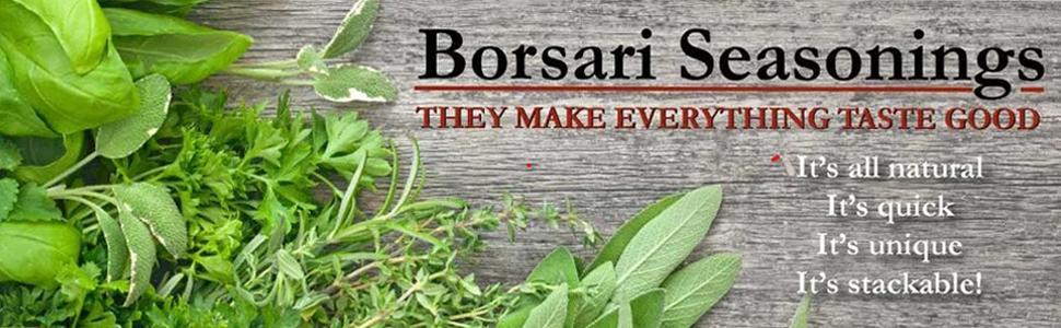Borsari Seasonings
