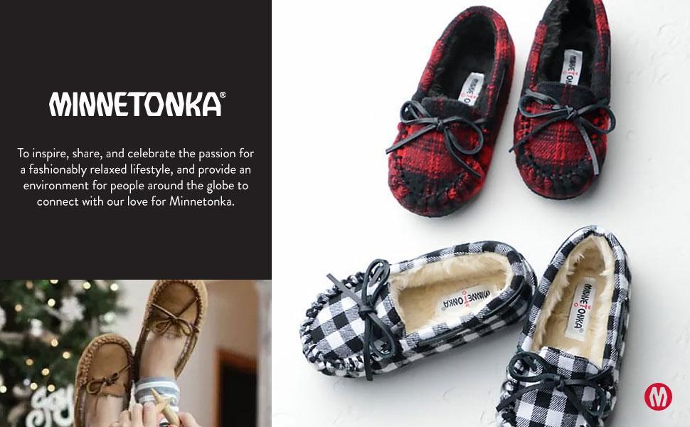 moccasin on padded pile room shoe size slip slipon slipper soft sole suede toddler warm wide width