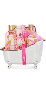 spa kit for women bath gift set