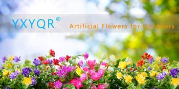 yxyqr artificial flowers