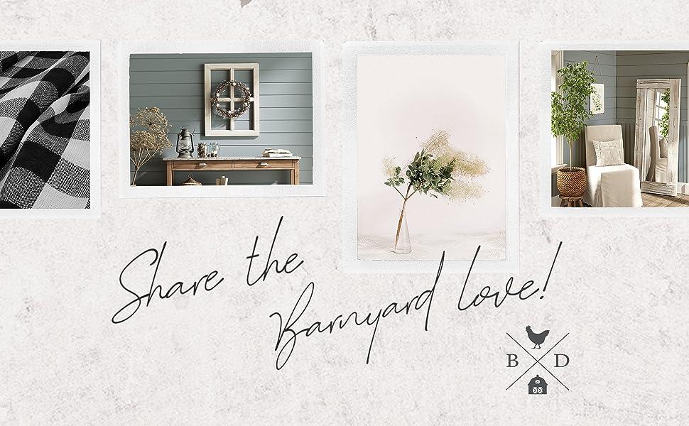 Share the barnyard love