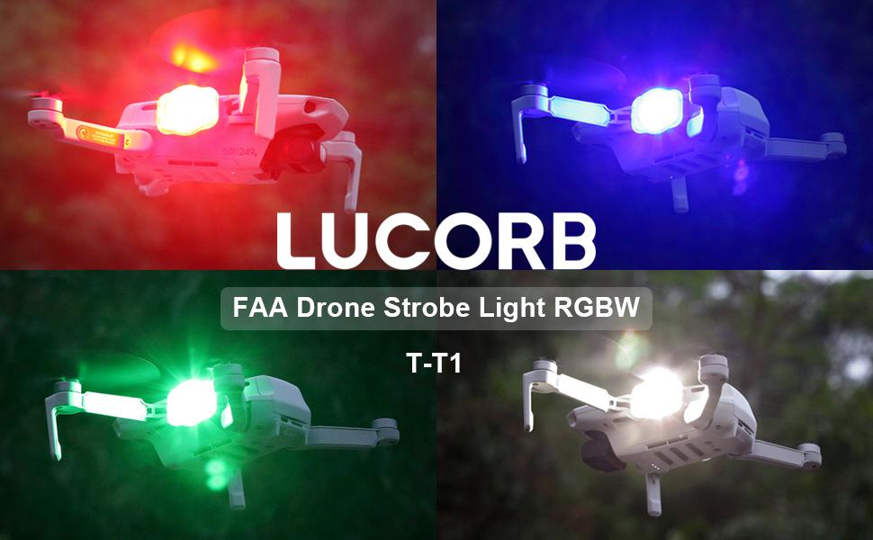 T-T1-LUCORB-DRONE-STROBE LIGHT