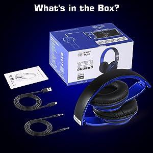 Active Noise Cancelling Headphones Bluetooth Headphones Over Ear Wireless Headphones