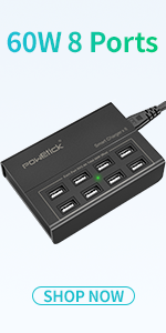 usb charging station for cell phones