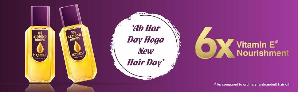 har day new hair day