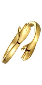 hug thumb rings for women