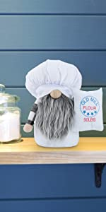 Joy-Leo Kitchen Chef Christmas Gnome - Model JL22