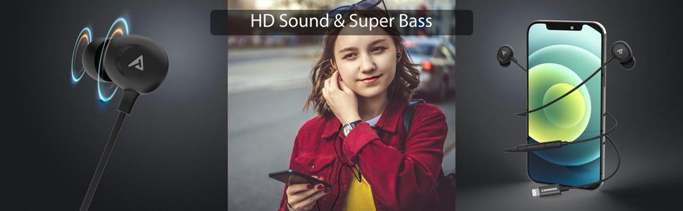 iPhone 11 earphones