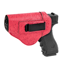 Concealed wrap and doesnamp;amp;amp;#39;t look bulky outside, ours is a perfectly shaped holster