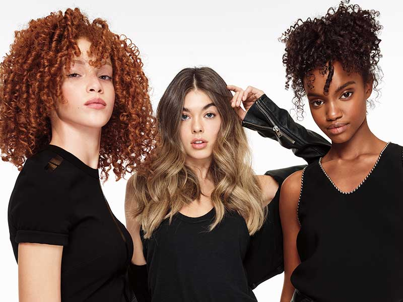 Hair products for all curly girls