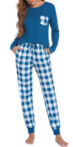 women long sleeve pajama