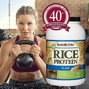 Rice Protein - Plain - 151 - image