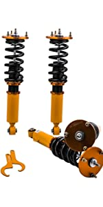 Coilovers Toyota Suspension Spring Lower Strut Shock Absorber Adjustable Height Lowering