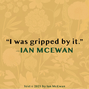 Double Blind by Edward St. Aubyn Ian McEwan quote