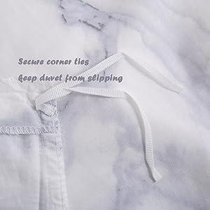 白色大理石扎带