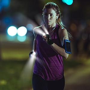 Help Running at Night