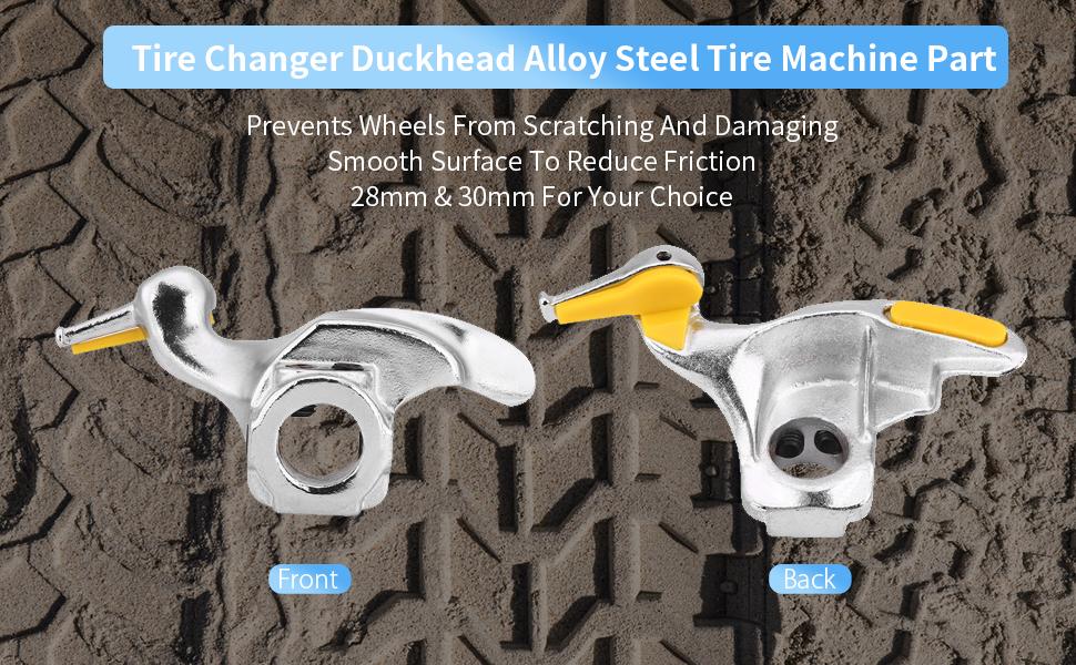 Tire Changer Duckhead