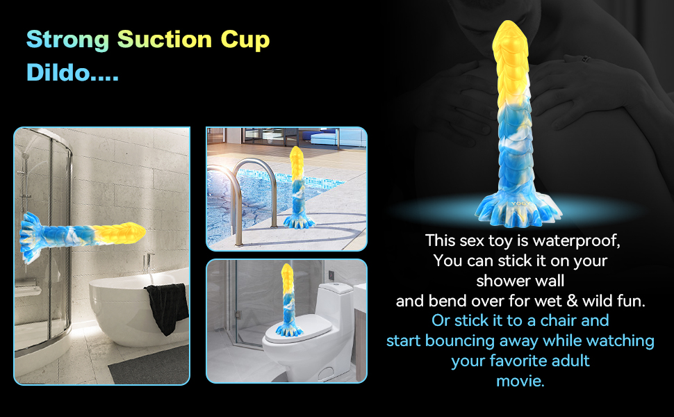 strong suction cup dildo