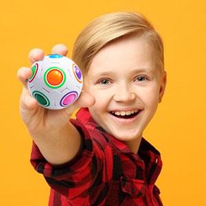 rainbow magic ball