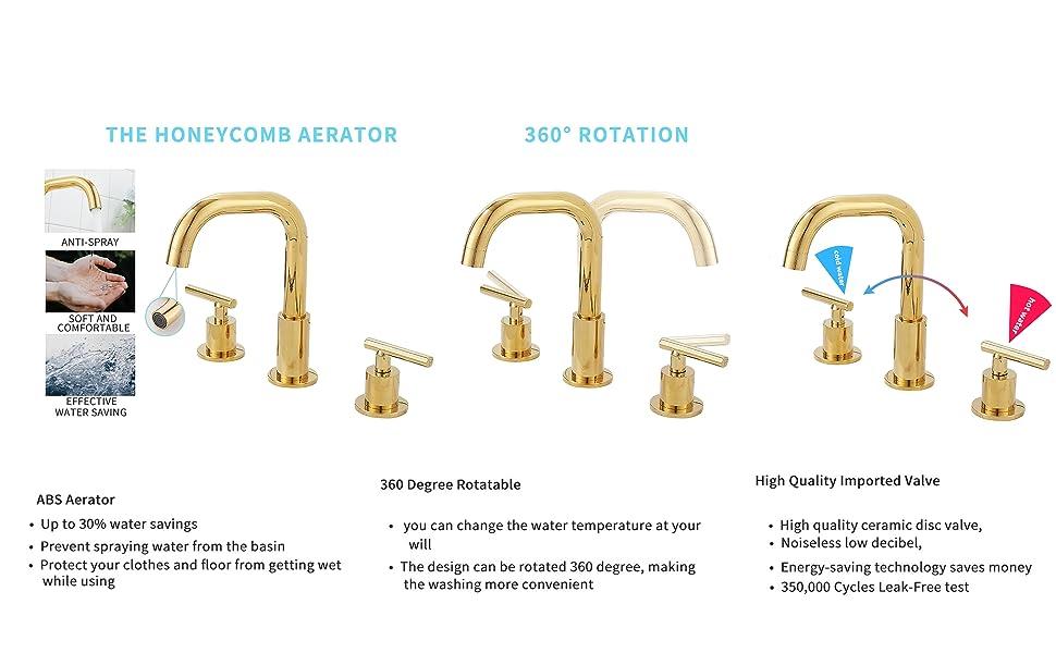 washingroom faucet