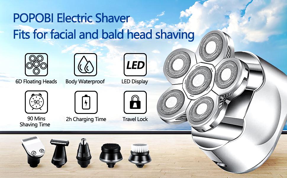 Men electric shaver
