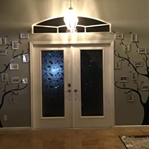 Doorway wall decoration