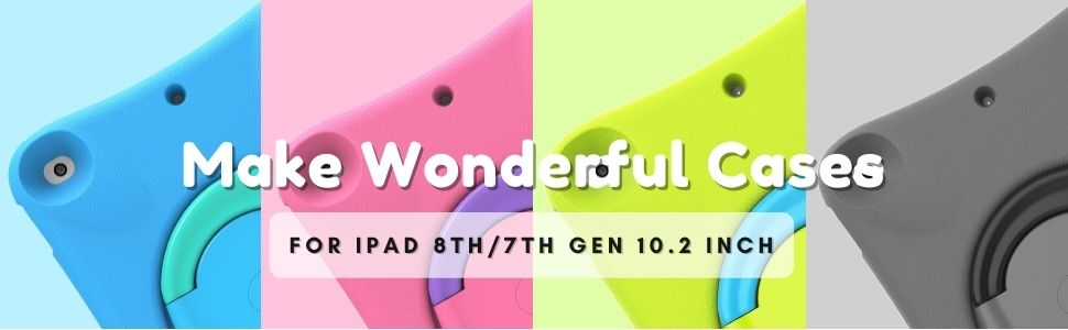for ipad 7th 8th generation 10.2 inches tablet