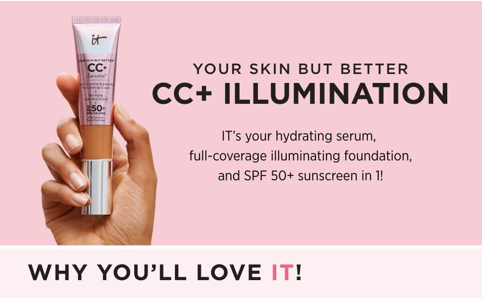 YSBB CC Cream Illumination