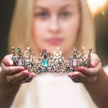 Kristallkönigin-Kronenshow