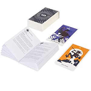 tarot guidebook journal and workbook