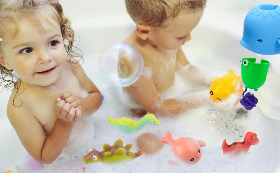 UNIH Bath Toys