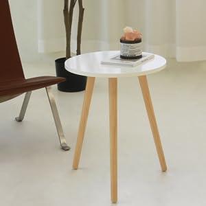 Modern End Table MinimalistDesign and Multifunction