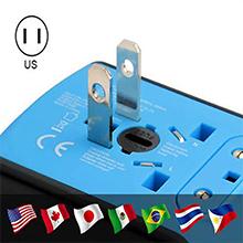 Travel Adapter US TYpe Plug