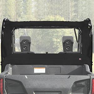 honda pioneer 700 fabric rear panel