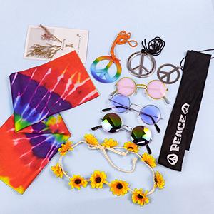 Hippie Costume Set - 3