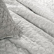 ombre honeycomb microsculpt texture