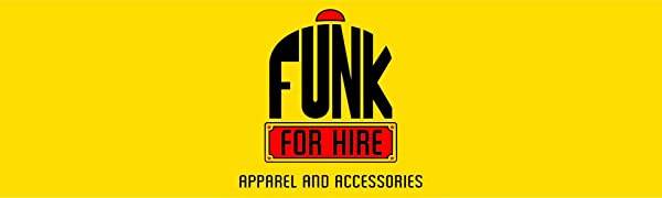 Funk For Hire brand Logo