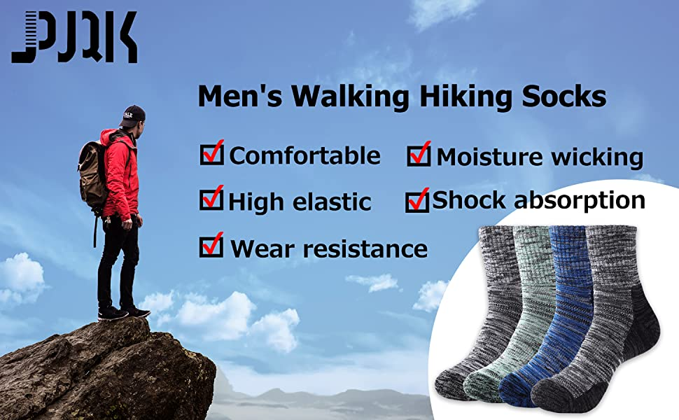 Hiking Socks 1