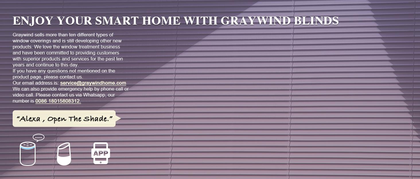 Graywind Blinds