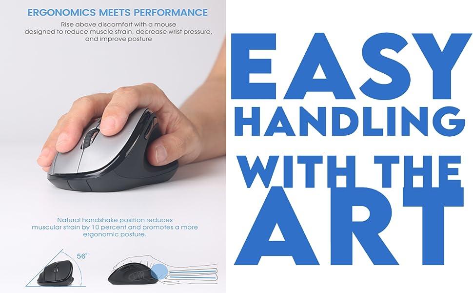 Live Tech Vertical Mouse
