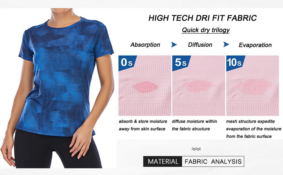 Multi-Colours Womens t-shirts