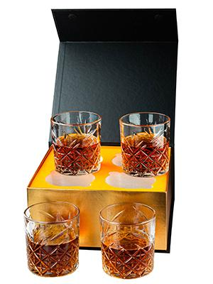 Rocks Glasses with Luxury Gift Box