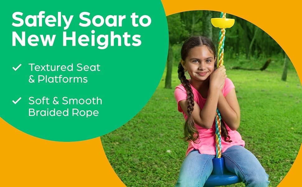 safe rope swing