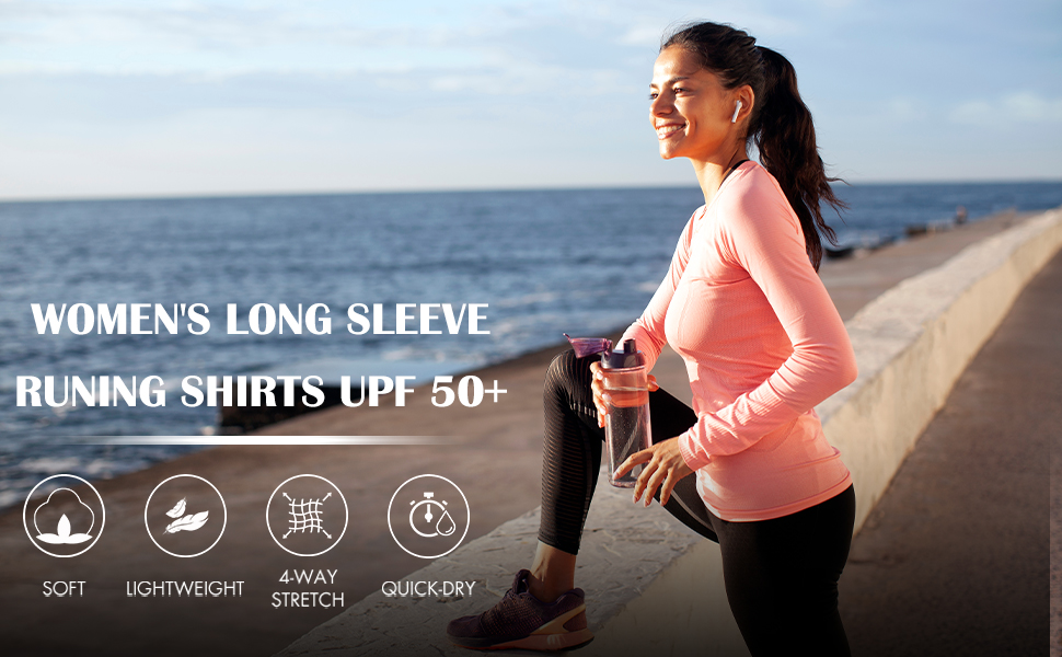 Womens Women's Long Sleeve Shirts