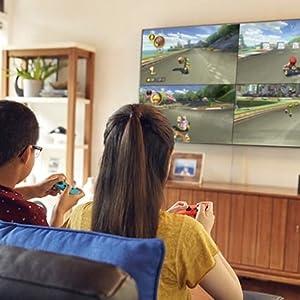 Nintendo Switch-Modo-de-Jogar-TV
