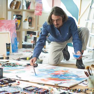 art supplies paint canvases painting kit arts crafts professional watercolor set pencil color