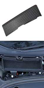 2021 Model 3 Air Intake Grille Protection Cover