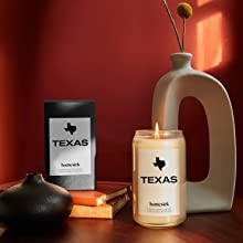 Homesick Texas State Candle